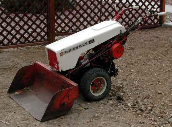 Gravely Tractors Utility Scoop Stevenchalmers Com